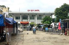 Bình Định: Chưa thống nhất được phương án di dời Ga Quy Nhơn