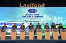 Khánh thành nhà máy chế biến rau củ Tanifood với vốn 1.780 tỷ đồng
