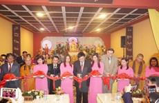 Khánh thành Trung tâm văn hóa Phật giáo của người Việt tại Séc