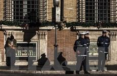 Cảnh sát Italy bắt giữ 15 đối tượng bị nghị liên quan khủng bố
