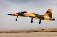 Không quân Iran tổ chức cuộc tập trận thường niên hai ngày