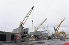 Tập đoàn Hoa Sen xuất khẩu 17.000 tấn tôn đi Mỹ