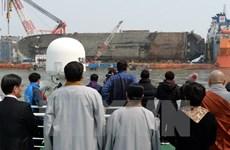 Tòa án Hàn Quốc ra lệnh bồi thường cho các nạn nhân vụ chìm phà Sewol