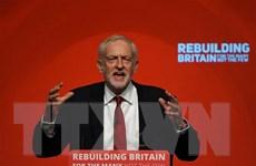 Bộ Quốc phòng Anh lo ngại những tác động từ Brexit không thỏa thuận