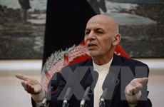 Đương kim Tổng thống Afghanistan Ashraf Ghani tái tranh cử tổng thống