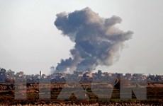 Nga xác nhận Syria chặn đứng các vụ không kích từ Israel