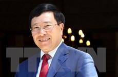 Việt Nam-Thái Lan họp Ủy ban hỗn hợp về hợp tác song phương lần 3