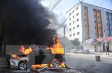 Somalia: Đánh bom xe gần trụ sở Bộ Dầu mỏ, nhiều người thương vong