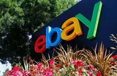 Doanh số của EBay dự kiến đạt thấp hơn kỳ vọng trong quý 1 này