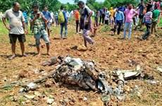 Rơi máy bay chiến đấu ở Ấn Độ, một phi công thiệt mạng