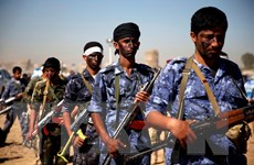 Saudi Arabia, UAE và Yemen hối thúc HĐBA gây sức ép với Houthi