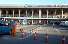 Kyrgyzstan: Sân bay quốc tế ở thủ đô Bishkek bị đe dọa đánh bom