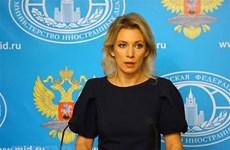 Ngoại trưởng Nga, Iran, Thổ Nhĩ Kỳ sẽ thảo luận về Syria ở Sochi