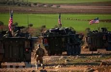 Truyền thông Mỹ: Washington sẽ rút quân khỏi Syria trước cuối tháng Tư
