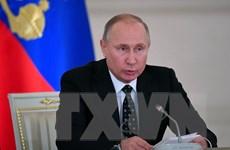 Tổng thống Nga đọc Thông điệp liên bang vào ngày 20/2 tới