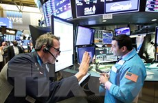 Chứng khoán châu Âu và Mỹ đều tăng điểm khi giá dầu tăng