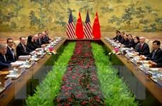 Đàm phán thương mại Mỹ-Trung: Còn nhiều vấn đề cần giải quyết