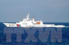 Tàu Trung Quốc gia tăng hoạt động ở vùng biển tranh chấp với Nhật Bản