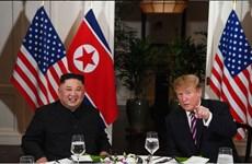 Tổng thống Mỹ sẽ họp báo sau hội nghị Thượng đỉnh Hoa Kỳ-Triều Tiên