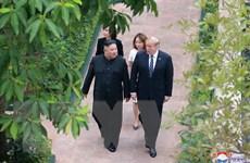Thượng đỉnh Mỹ-Triều: Lào đánh giá cao công tác tổ chức của Việt Nam