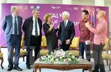 """Italy giới thiệu """"Vẻ đẹp của kiến thức"""" tại Indonesia"""