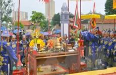 Lễ hội đền Xã Tắc - một cột mốc văn hóa nơi biên ải