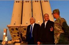 Thủ tướng Netanyahu và Đại sứ Mỹ ở Israel thăm quan hệ thống THAAD