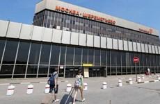 Nga: Nhân viên Đại sứ quán Mỹ mang theo mìn vào sân bay Sheremetyevo