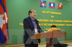 Việt-Lào-Campuchia tháo gỡ rào cản thúc đẩy giao thương mậu biên
