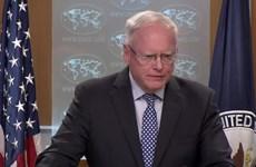 Mỹ vẫn chưa có thời gian biểu rút quân khỏi chiến trường Syria