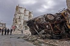 Hệ lụy do cuộc chiến tranh kéo dài 8 năm tại Syria gây ra