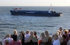 EU trừng phạt thêm công dân Nga liên quan căng thẳng trên Biển Azov