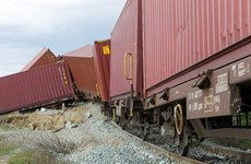 Tai nạn tàu hỏa ở CHDC Congo, ít nhất 30 người thiệt mạng