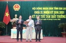 Phê chuẩn Phó Chủ tịch Ủy ban Nhân dân tỉnh Gia Lai và Sơn La