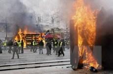 Chính phủ Pháp thừa nhận điểm yếu an ninh sau các vụ bạo động