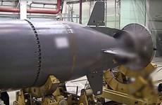 Nga sắp hạ thủy tàu ngầm chở Poseidon không người lái đầu tiên