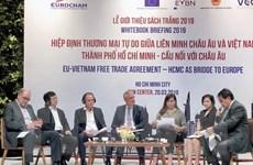 Thành phố Hồ Chí Minh và vai trò cầu nối với thị trường châu Âu