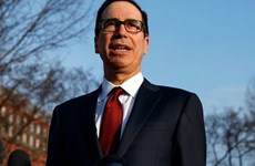 Mỹ trừng phạt 2 công ty Trung Quốc liên quan vấn đề Triều Tiên