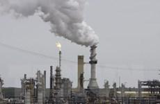 Giá dầu thế giới giảm gần 1% song vẫn sát mức cao của năm nay