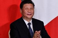 Chủ tịch Trung Quốc Tập Cận Bình bắt đầu đến thăm Pháp
