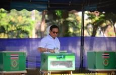 Bầu cử Thái Lan: Đảng của thủ tướng đang chiếm đa số phiếu