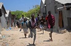 Chính phủ Somalia khẳng định quyết tâm chống khủng bố