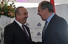 Nga, Thổ Nhĩ Kỳ tổ chức họp Nhóm hoạch định chiến lược chung lần thứ 7