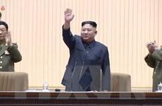 Nhà lãnh đạo Triều Tiên xuất hiện trong sự kiện công khai