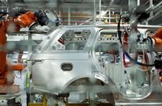 Sản xuất xe hơi của Anh giảm do nhu cầu ở nước ngoài sụt giảm