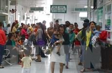 Nhiều trẻ mắc bệnh hô hấp, tiêu hóa do nắng nóng ở khu vực phía Nam