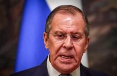 Ngoại trưởng Nga chỉ trích tuyên bố của Mỹ về Cao nguyên Golan