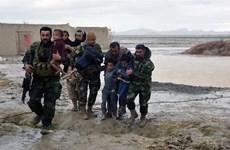 Ít nhất 35 người thiệt mạng vì lũ quét tại Afghanistan