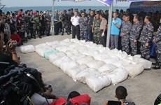 Myanmar thu giữ một lượng ma túy đá kỷ lục, trị giá gần 29 triệu USD