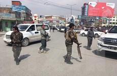 15 cảnh sát Afghanistan bị thương vong trong cuộc tấn công của Taliban